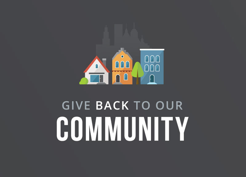 Corman Feiner LLP - We Give Back to Our Community